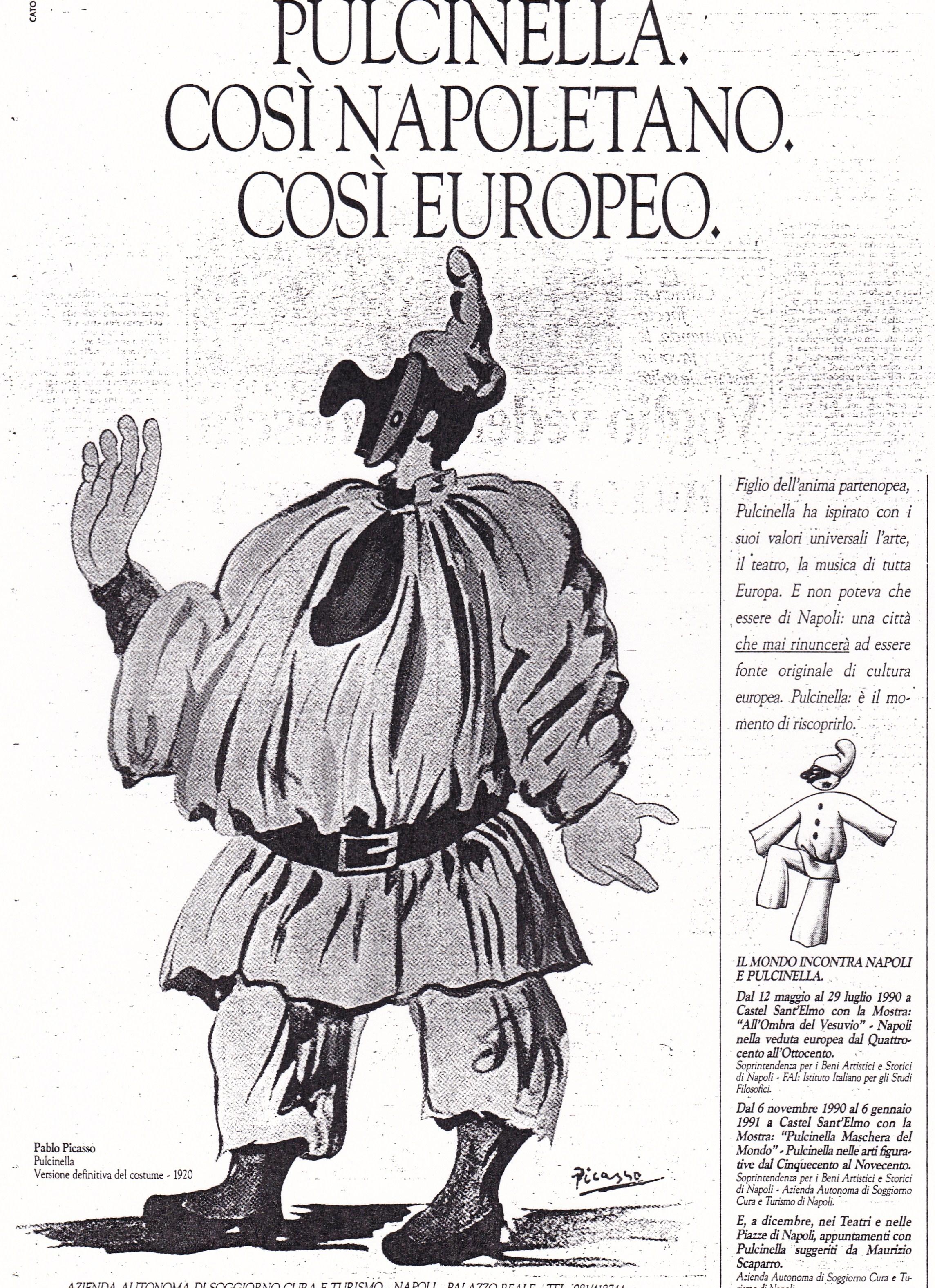 Franco Carmelo Greco | Su Pulcinella maschera del mondo, Azienda ...